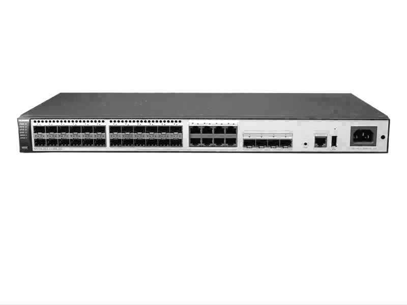 华为S5720-28X-LI-AC精简型千兆以太网交换机