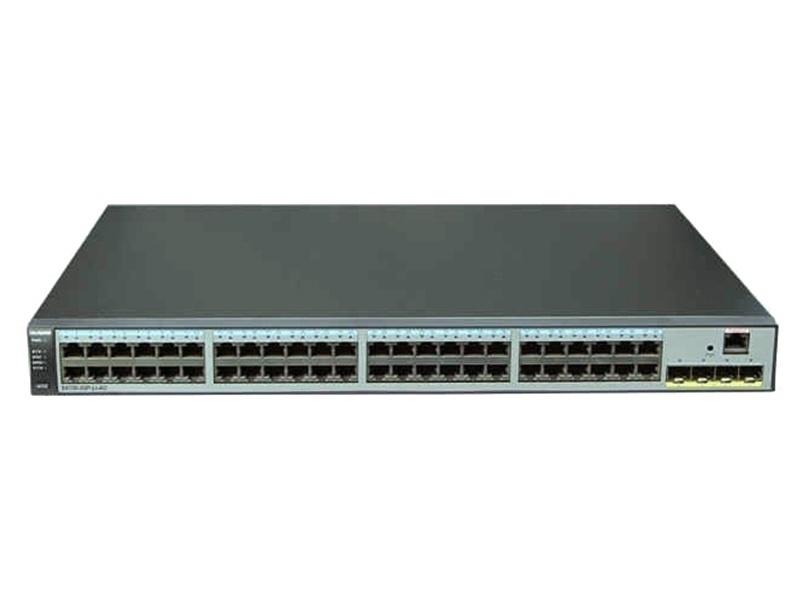 华为S5720S-52P-LI-AC精简型千兆以太网交换机