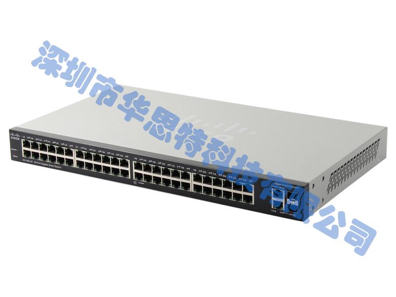 CISCO SG200-50 千兆以太网交换机