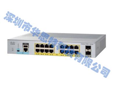 CISCO WS-C2960L-16PS-LL 千兆以太网交换机