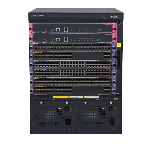 华三/H3C S7006E 高端多业务路由交换机