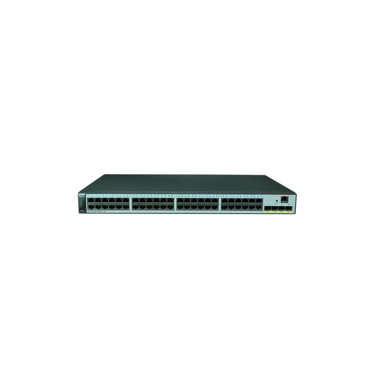 网络交换机 S5720S-52X-PWR-LI-AC 下一代精简型千兆以太交换机